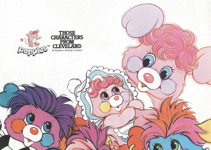 Everyone loves The Popples