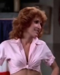 "Roz Kelly as Pinky Tuscadero on ""Happy Days"""
