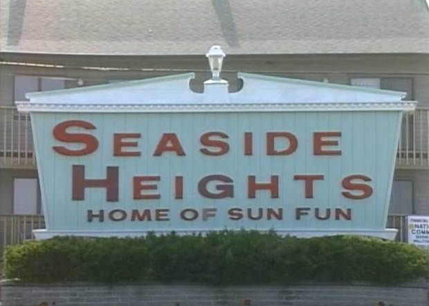 Mid-1980s Jersey Shore Seaside Heights Commercial with Bonus Footage