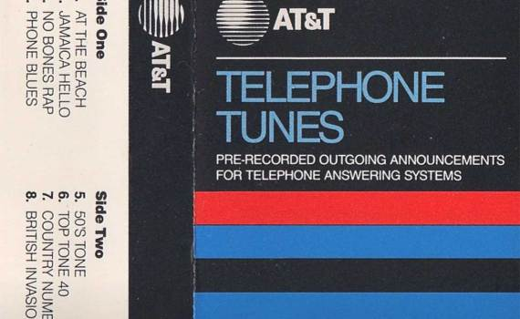 AT&T Telephone Tunes