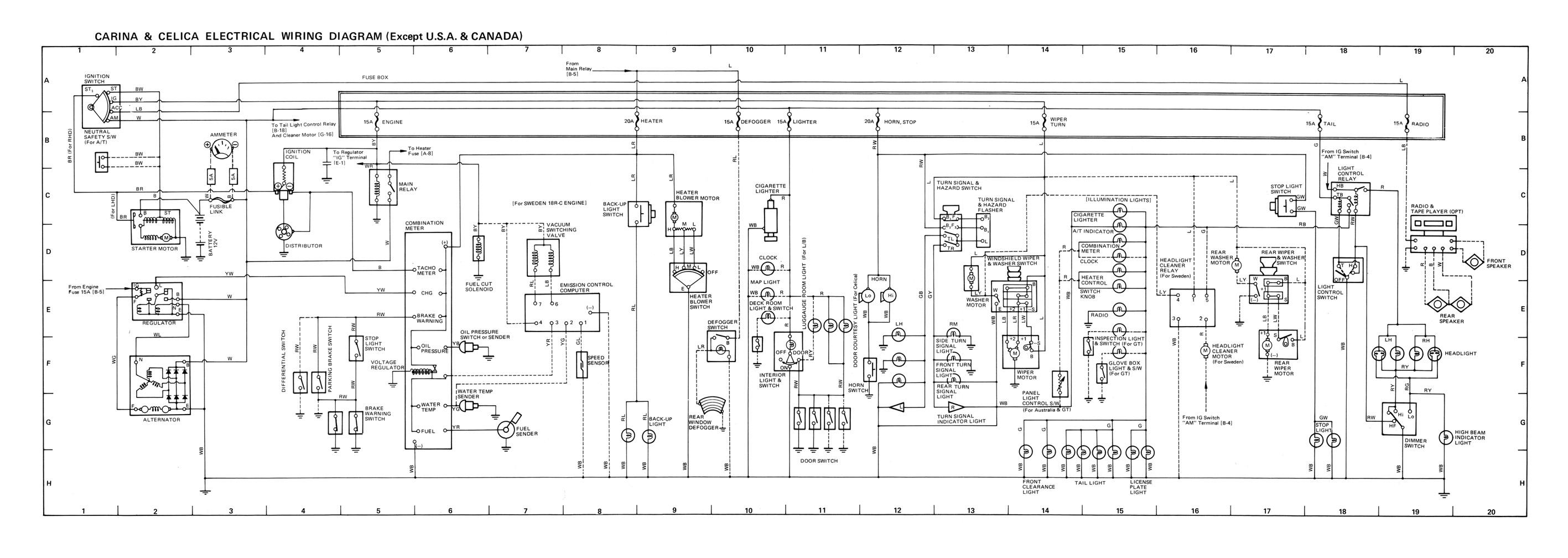 Porsche 911 Wiring Diagram Electrical Diagrams 1983 1986 Radio Trusted U2022 Dash