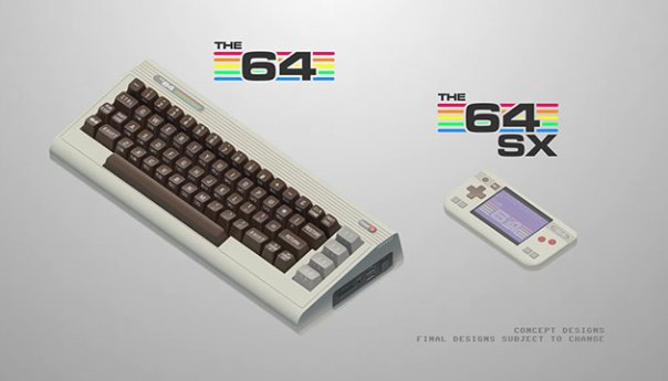 THE 64 - C64 moderno e Consola portátil [UPDATE]