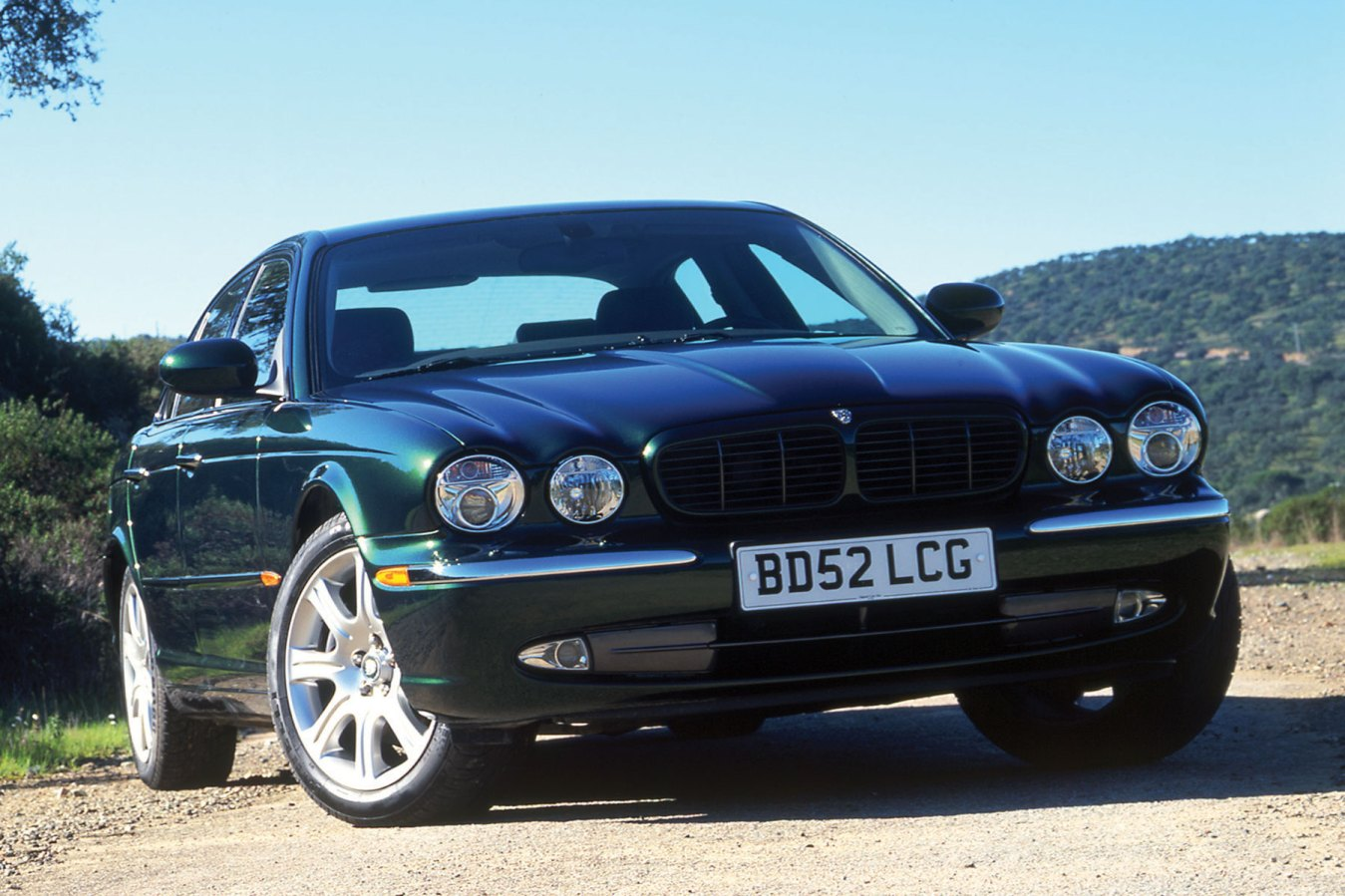 From the archives: Jaguar XJ6 X350 review