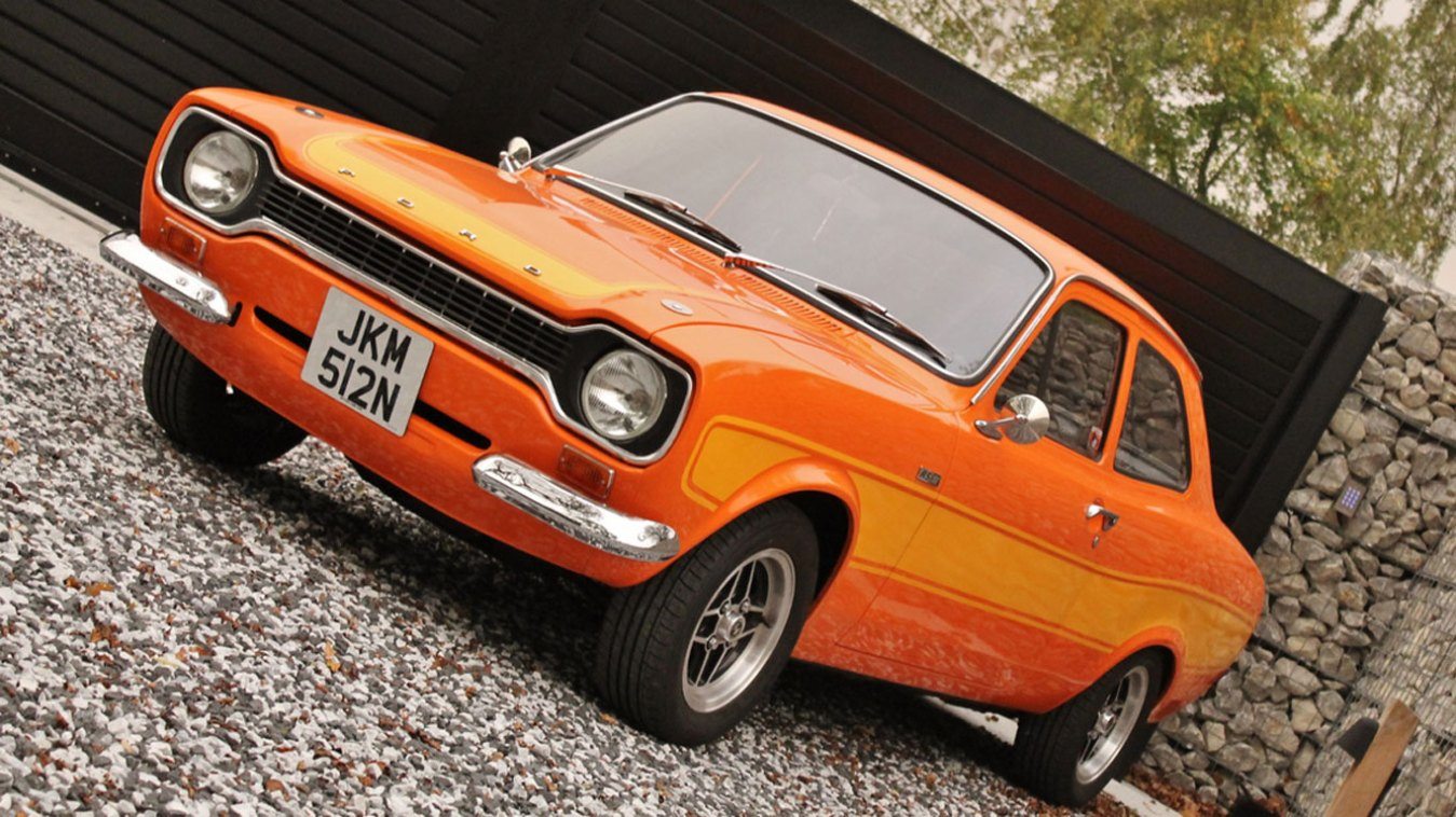 Ford Escort RS 2000: £30,375