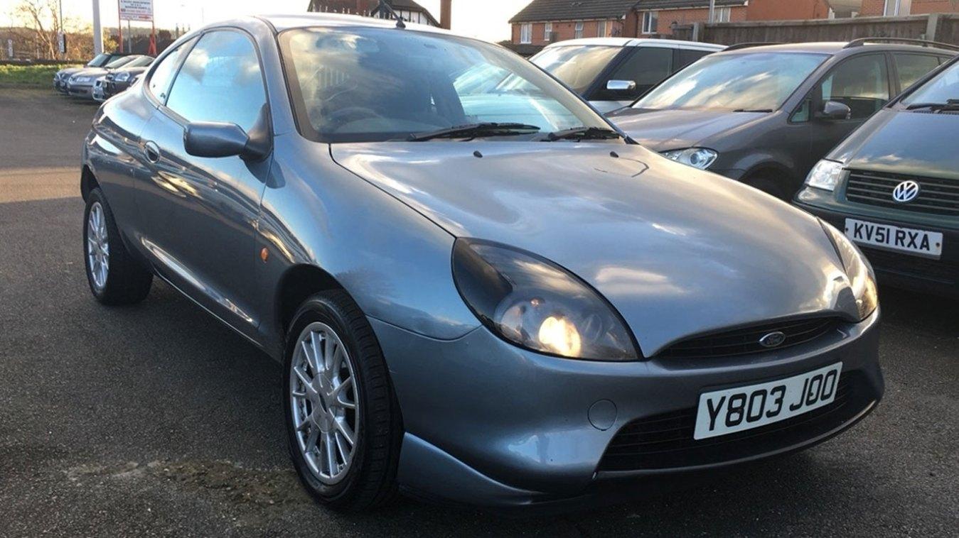 Ford Puma: £850