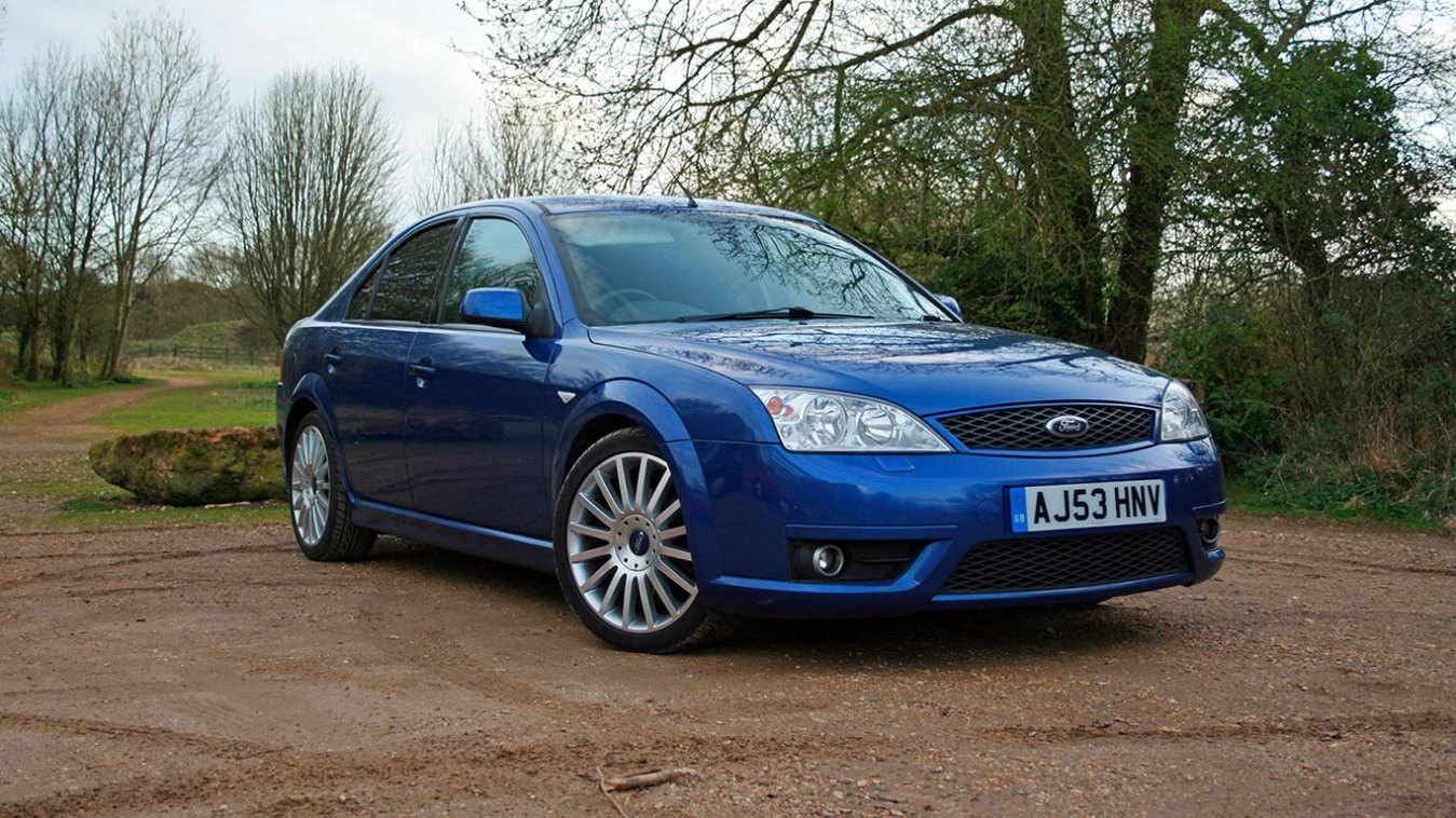 BL: Ford Mondeo ST220