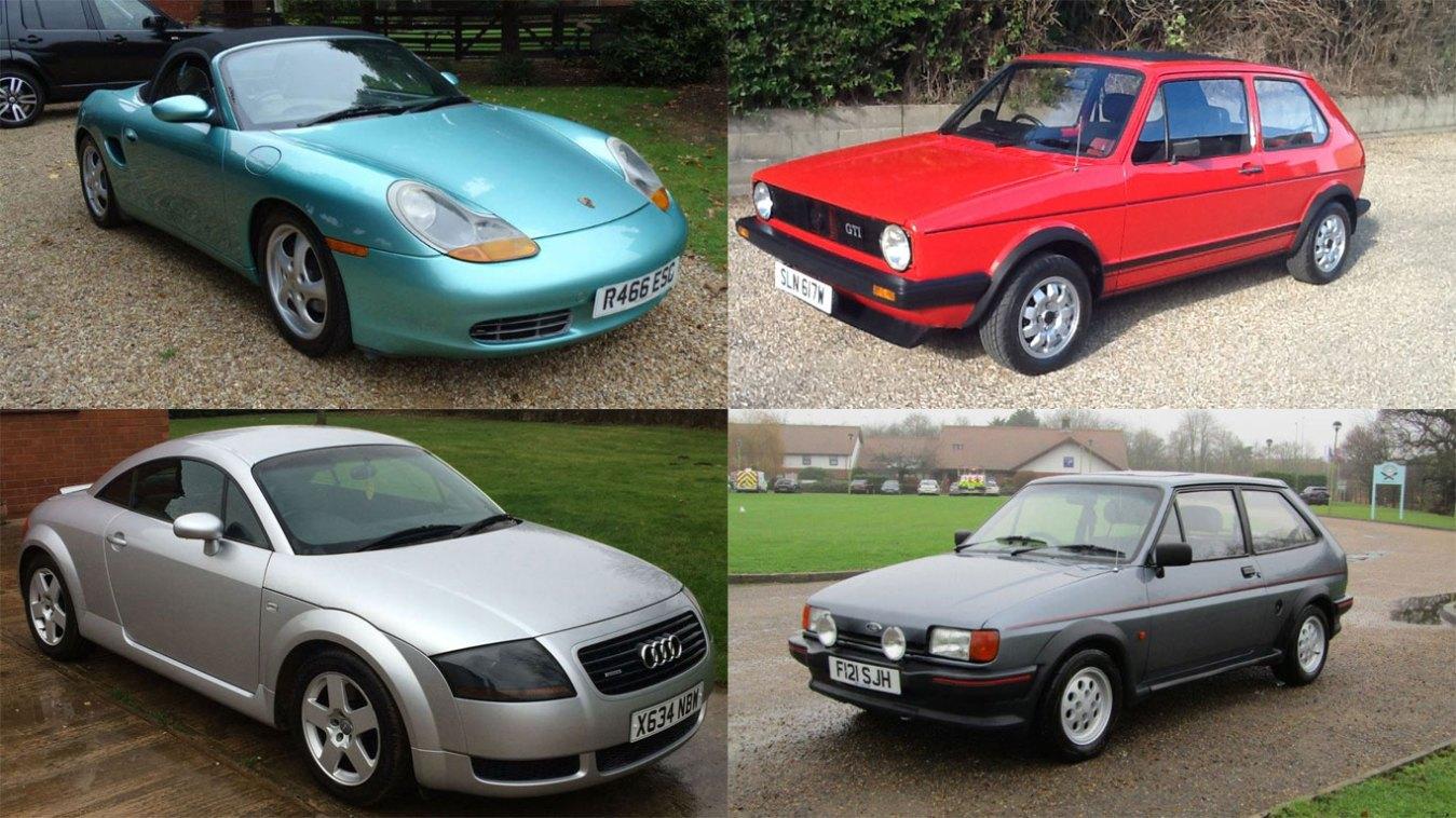 Anglia Car Auctions, 27 January 2018