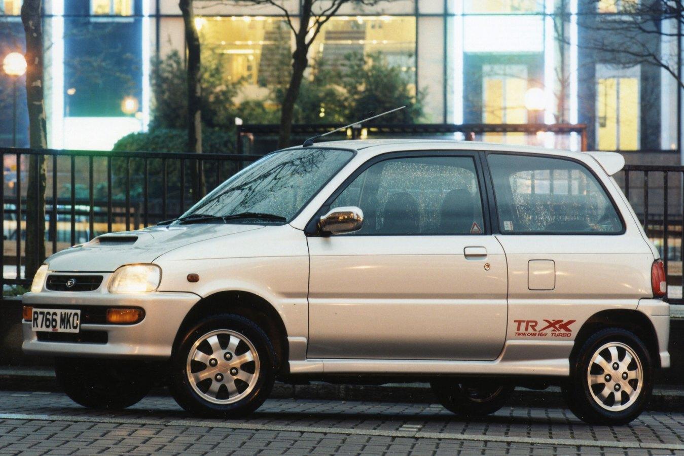Daihatsu Cuore Avanzato TR-XX R4