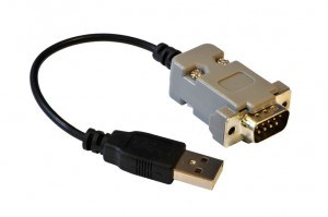 USB joystick adapter