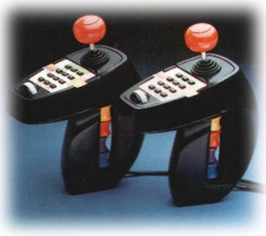ColecoVision super action controller