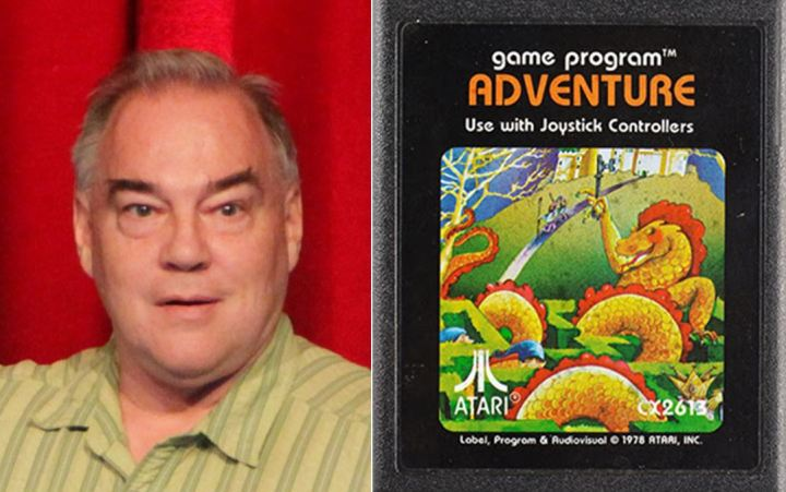 Warren Robinett y su videojuego Adventure