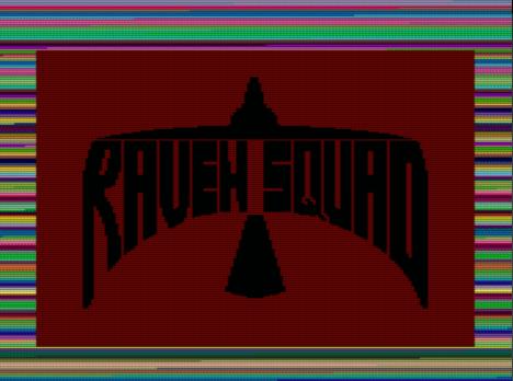 Raven Squad, pantalla de carga