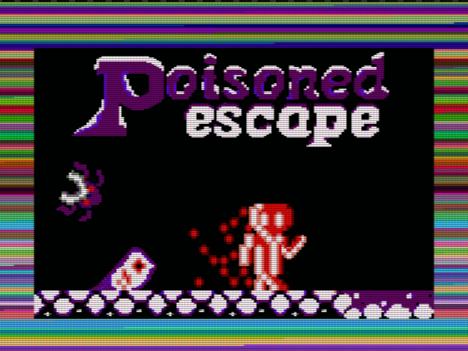 Poisoned escape, pantalla de carga