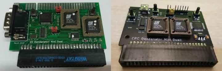 ZX y CPC Dandanator Mini Dual