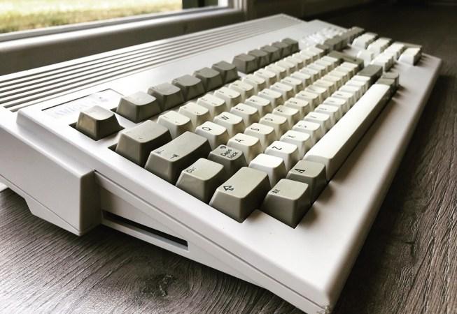 Refurbished Amiga 1200