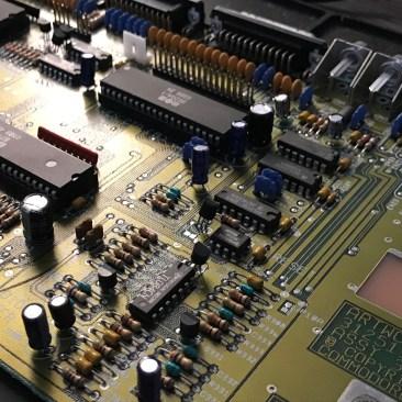 Amiga 500 board 6A