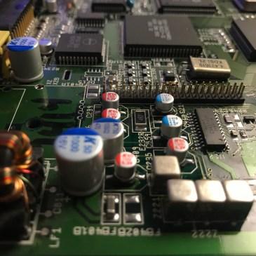 Amiga 1200 Premium Recapping Service