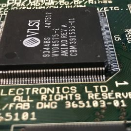 CD32 Akiko Chip Replacement Completed