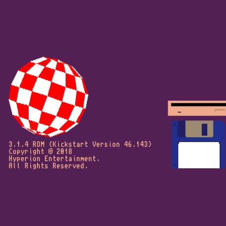 AmigaOS 3.1.4 / 3.2