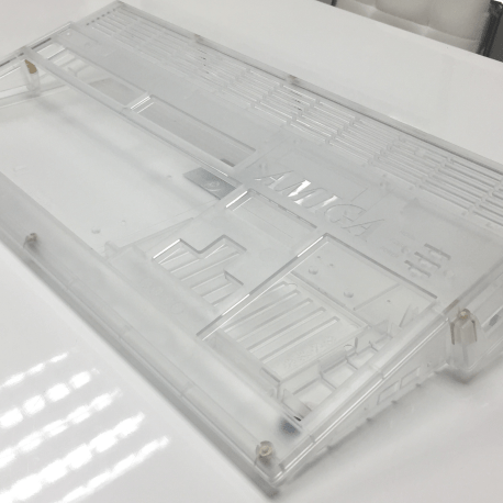 Amiga 1200 Case Translucent A1200.NET