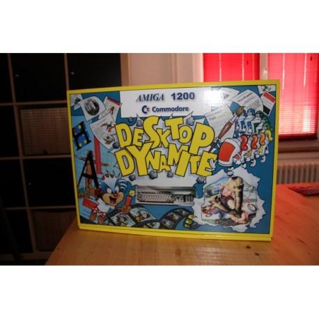 A1200 Desktop Dynamite Reproduction Box