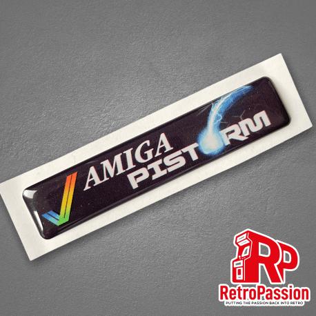 Amiga 500 Case Badge - PiStorm
