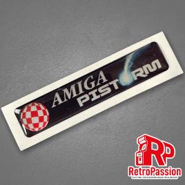 Amiga 500 Case Badge - PiStorm Boing