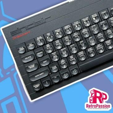 Sinclair ZX Spectrum Recapping