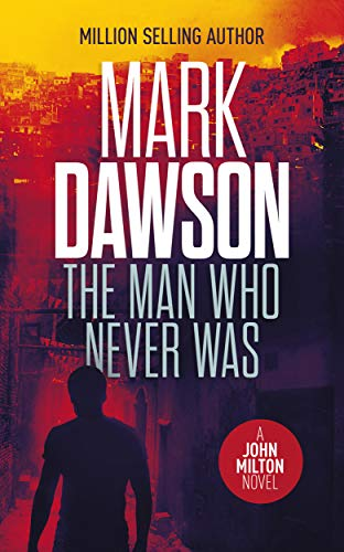The Man Who Never Was cover