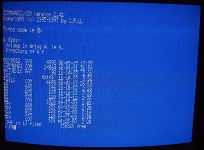 P9141305 Panasonic FS-A1WSX MSX2+