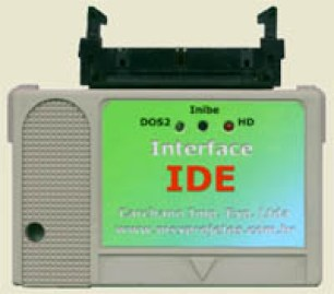 ide Cartucho de Interface IDE para MSX