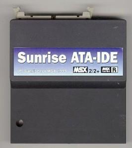 idebox Cartucho de Interface IDE para MSX