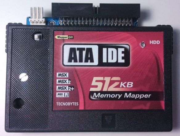 produto_foto1_6200252 Cartucho de Interface IDE para MSX
