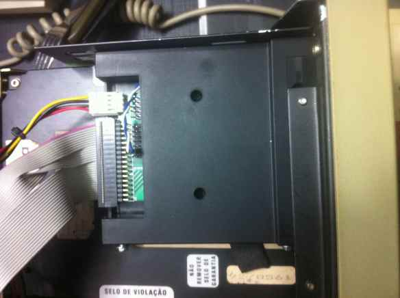 emulador-com-cabos-1024x765 Emulador de Drive no PC-XT