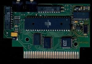 300px-Sunrise_MP3_player_PCB Lista de Interfaces e Dispositivos para MSX