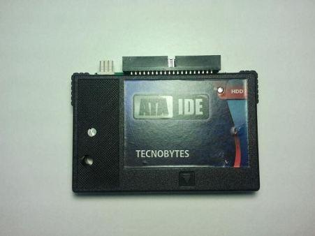 ATA-IDE-REDUZIDA Lista de Interfaces e Dispositivos para MSX