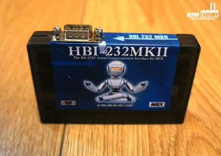 HBI232-MKII-Cartridge Lista de Interfaces e Dispositivos para MSX