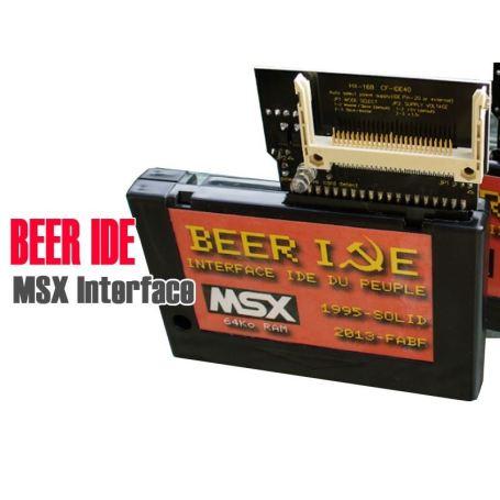 beer-ide Lista de Interfaces e Dispositivos para MSX