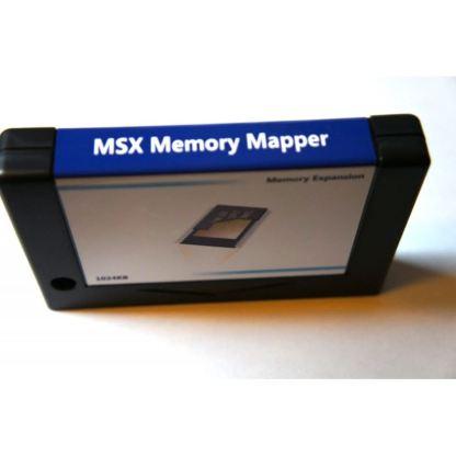 msx-memory-mapper-expansion Lista de Interfaces e Dispositivos para MSX