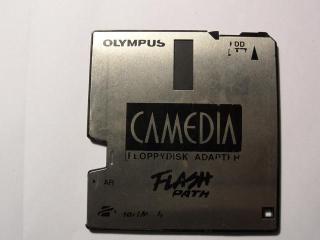 sam_2357 Análise Adaptador de Disquete - FlashPath Floppy Disk Adapter