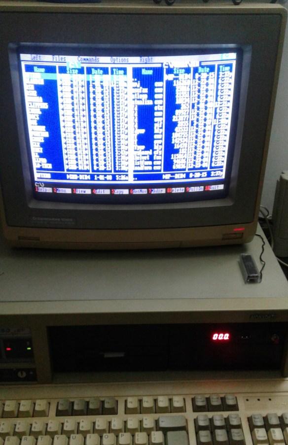 20160519_182515-e1463695204205 Monitor Commodore 1084 no PC-XT