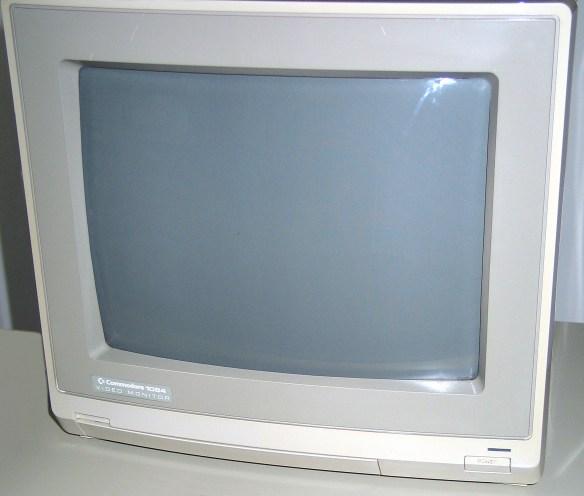 Commodore_1084-D_www.rabayjr.com_ Monitor Commodore 1084 no PC-XT
