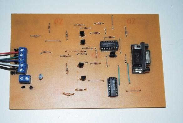 placa-rgbi2rgba-5 Como Converter Sinal da placa CGA do PC-XT usando a placa GBS 8200