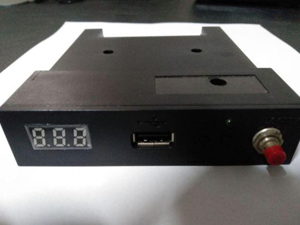 IMG_20180814_135604 Mod para o Floppy Drive Gotek com Cortex