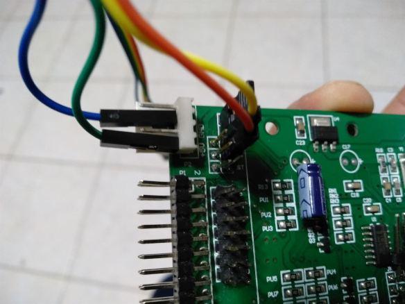 IMG_20180814_163112 Mod para o Floppy Drive Gotek com Cortex