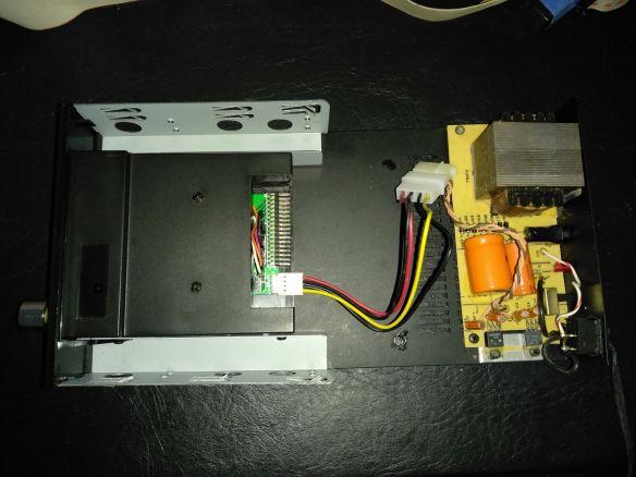 IMG_20180817_153623 Mod para o Floppy Drive Gotek com Cortex