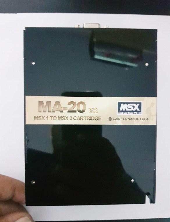 ma-20-label-4 MA-20 Transforme seu MSX1 em um MSX2 via Cartucho