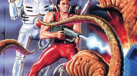 Alien Storm (Sega Megadrive, 1990)