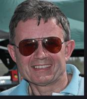 Paul Smith 2020 Retro Rallycross Championship