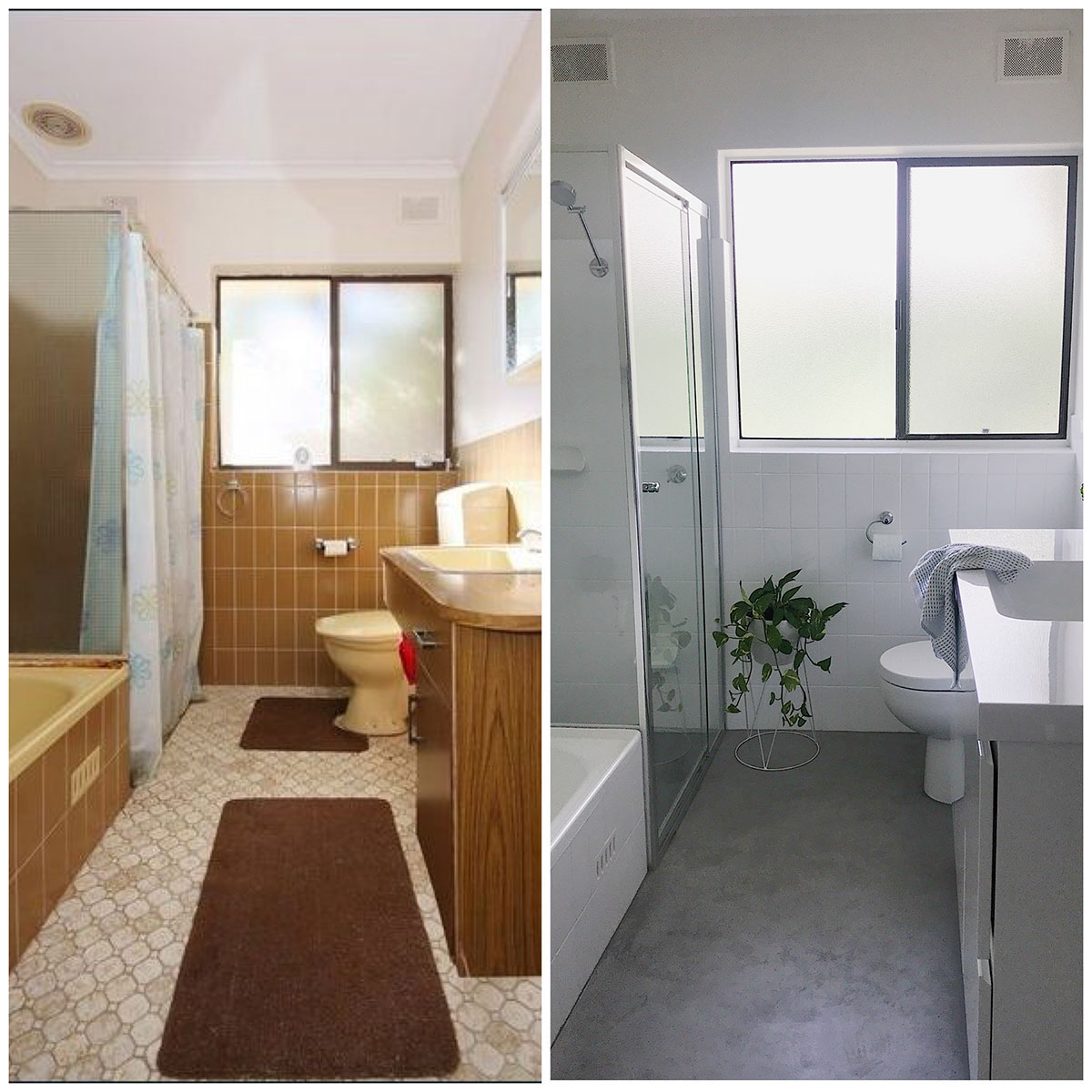 Retro Revamp | Transforming dated rooms into fresh modern spaces. Specialising in Bathroom ...